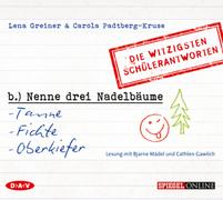 'Nenne drei Nadelbäume: Tanne, Fichte, Oberkiefer', 1 Audio-CD_small