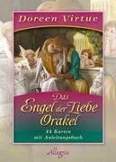 Das Engel der Liebe-Orakel, Orakelkarten