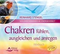 Chakren fühlen, ausgleichen und anregen, 2 Audio-CDs_small