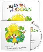 Alles wird grün, m. 1 Audio-CD_small