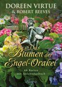 Das Blumen der Engel-Orakel, Anleitungsbuch u. Karten_small