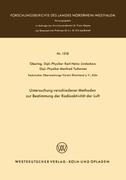 Untersuchung verschiedener Methoden zur Bestimmung der Radioaktivität der Luft_small