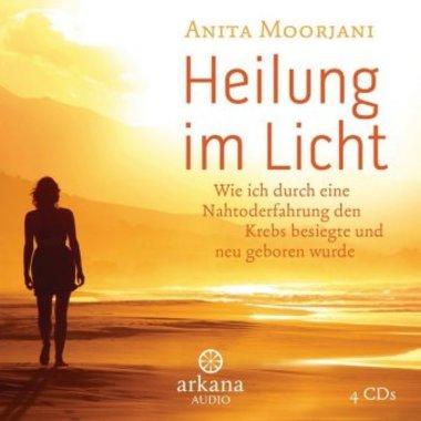 Heilung im Licht, 4 Audio-CDs