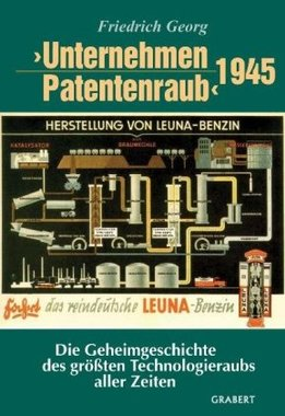 'Unternehmen Patentenraub' 1945