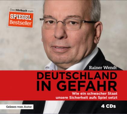 Deutschland in Gefahr, 4 Audio-CDs