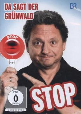 Da sagt der Grünwald Stop!, 1 DVD