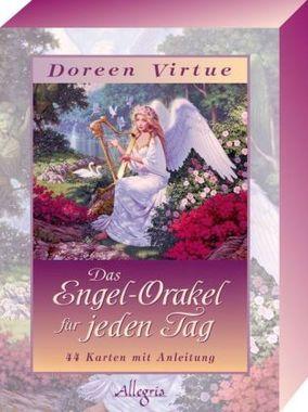 Das Engel-Orakel für jeden Tag, Engelkarten