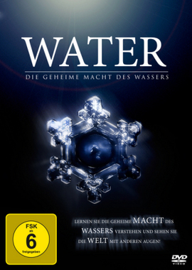 Water - Die geheime Macht des Wassers, 1 DVD
