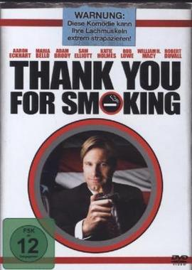 Thank You for Smoking, 1 DVD