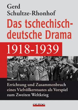 Das tschechisch-deutsche Drama 1918-1939