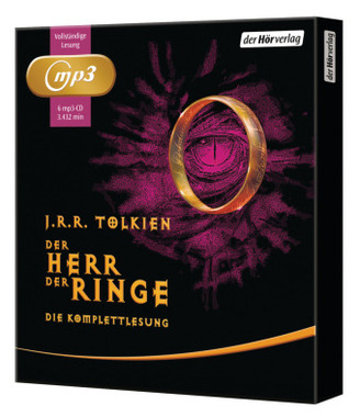 Der Herr der Ringe, 6 Audio-CD,