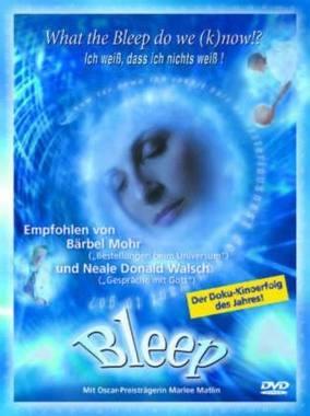 Bleep - What the Bleep do we (k)now?!, 1 DVD, deutsche u. englische Version