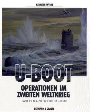 U-Boot Operationen im Zweiten Weltkrieg. Bd.1