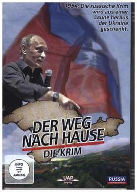 Die Krim - Der Weg nach Hause, DVD