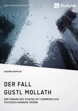 Der Fall Gustl Mollath. Der Umgang des Staates mit psychisch kranken Tätern