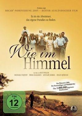 Wie im Himmel, 1 DVD