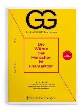 Das Grundgesetz als Magazin - Ausgabe 2020