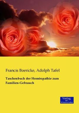 Taschenbuch der Homöopathie zum Familien-Gebrauch