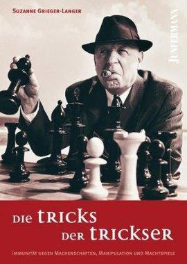 Profiler Suzanne Grieger Langer - die Tricks der Trickser
