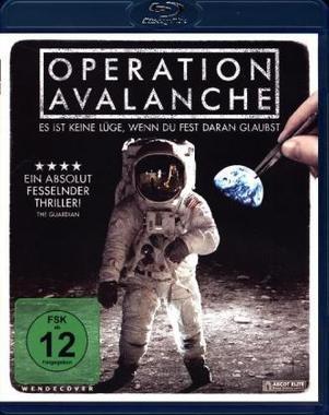 Operation Avalanche, 1 Blu-ray