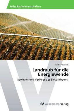 Landraub für die Energiewende