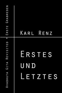 Erstes und Letztes. Bd.1