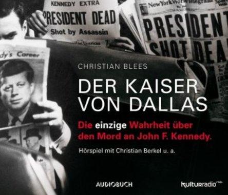 Der Kaiser von Dallas, 1 Audio-CD