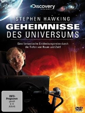 Stephen Hawking: Geheimnisse des Universums, 1 DVD