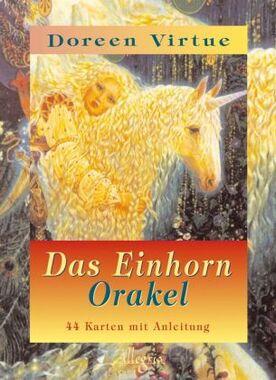 Das Einhorn-Orakel, 44 Orakelkarten mit Anleitungsbuch