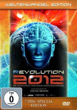 (R)evolution 2012 - Weltenwandel Edition, 6 DVDs + 1 Audio-CD