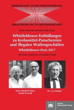 Whistleblower-Enthüllungen zu Krebsmittel-Panschereien und illegalen Waffengeschäften