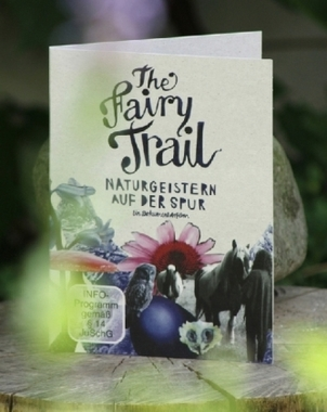 The Fairy Trail, 1 DVD