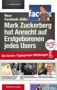 Neue Facebook-AGBs: Mark Zuckerberg hat Anrecht auf Erstgeborenen jedes Users