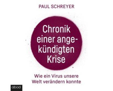 Chronik einer angekündigten Krise, Audio-CD