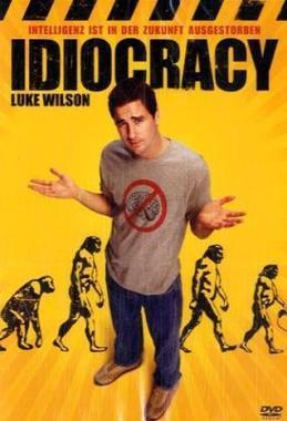 Idiocracy, 1 DVD, deutsche u. englische Version