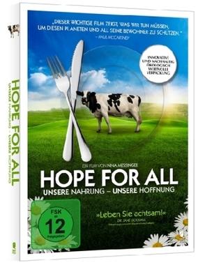 Hope for All, 1 DVD