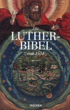 Die Luther-Bibel von 1534, 2 Bde.