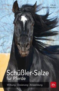 Schüßler-Salze für Pferde