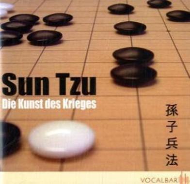 Die Kunst des Krieges, Audio-CD