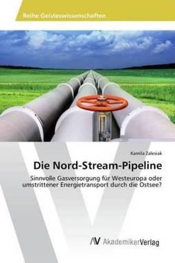 Die Nord-Stream-Pipeline