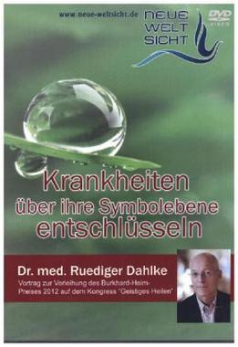 Krankheiten über ihre Symbolebene entschlüsseln, DVD
