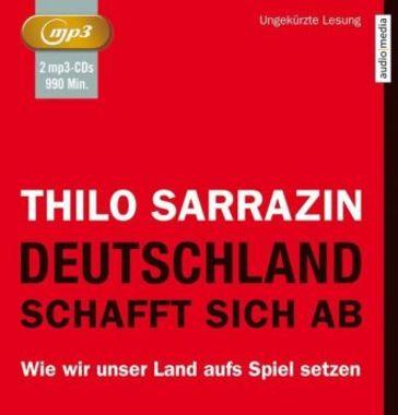 Deutschland schafft sich ab, 2 MP3-CDs