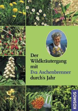 Der Wildkräutergang mit Eva Aschenbrenner durch's Jahr, m. Audio-CD