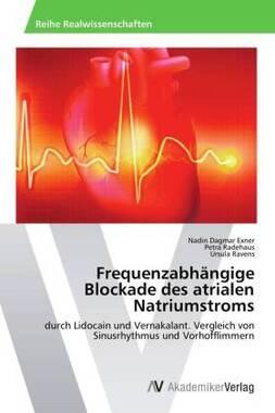 Frequenzabhängige Blockade des atrialen Natriumstroms