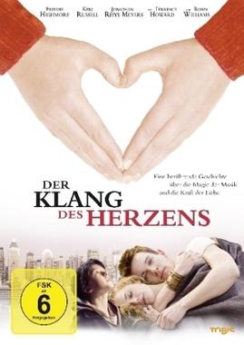 Der Klang des Herzens, 1 DVDs, deutsche u. englische Version