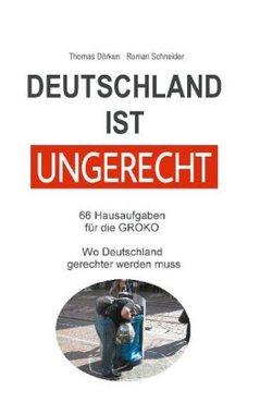 Deutschland ist ungerecht