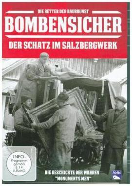Bombensicher: Der Schatz im Salzbergwerk - Retter der Raubkunst, 1 DVD