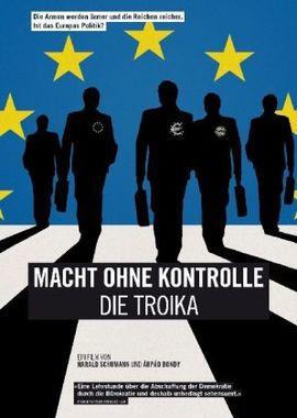 Macht ohne Kontrolle - Die Troika, 1 DVD