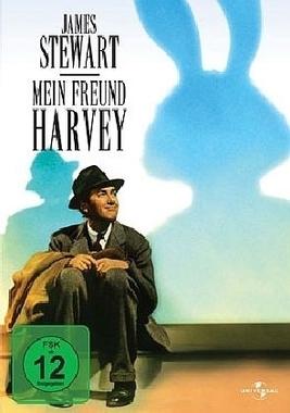 Mein Freund Harvey, 1 DVD, mehrsprachige Version