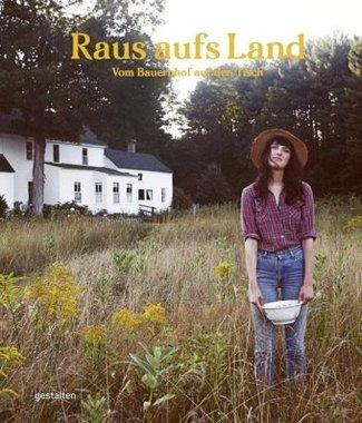 Werbung: Raus aufs Land. Vom Bauernhof auf den Tisch / Bild: Kopp-Verlag